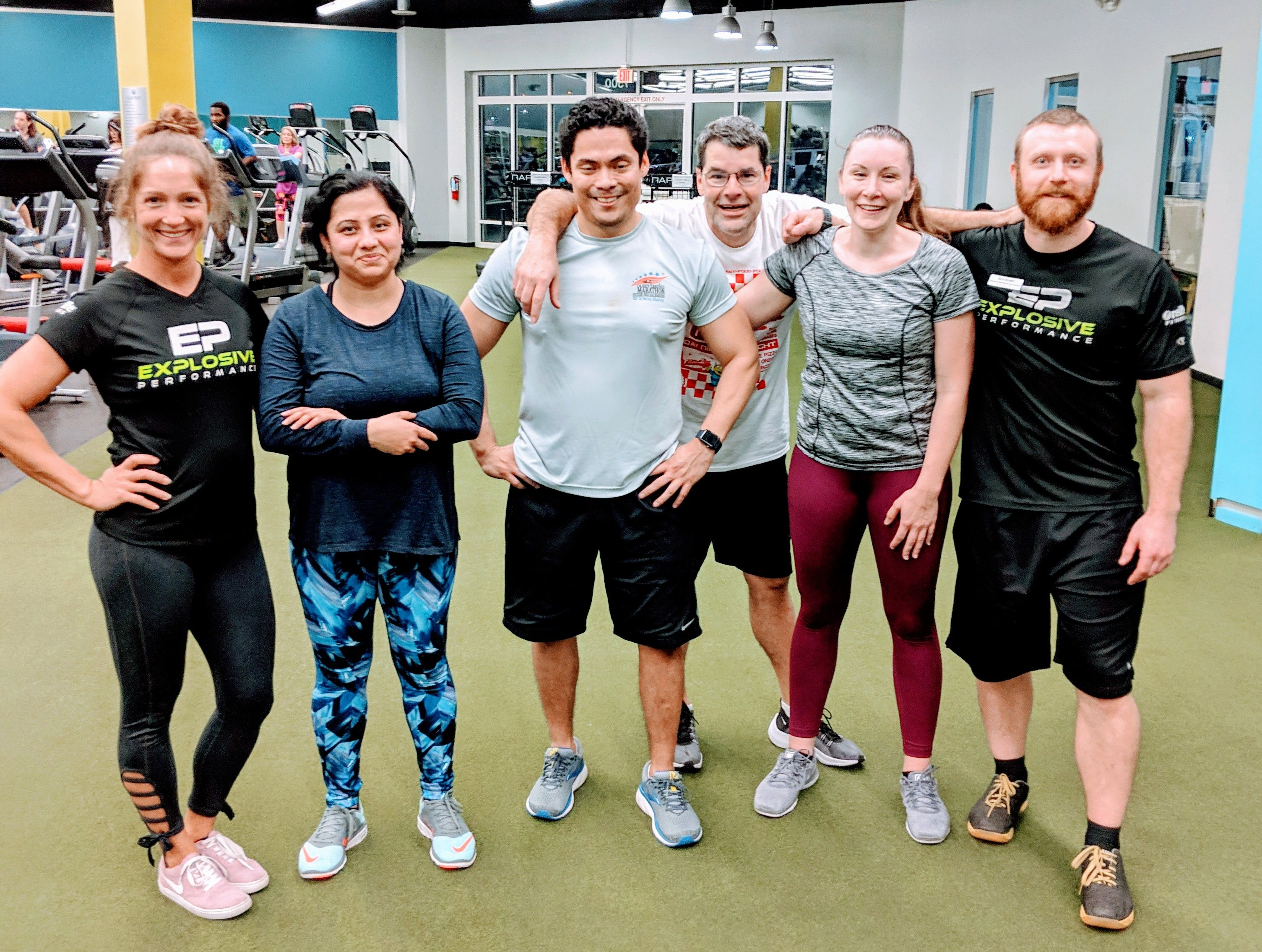 Onelife fitness express gainesville gears up for rypt