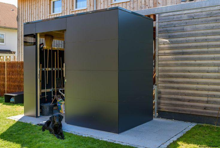 Design Gartenhaus _gart in Wangen by designgarten