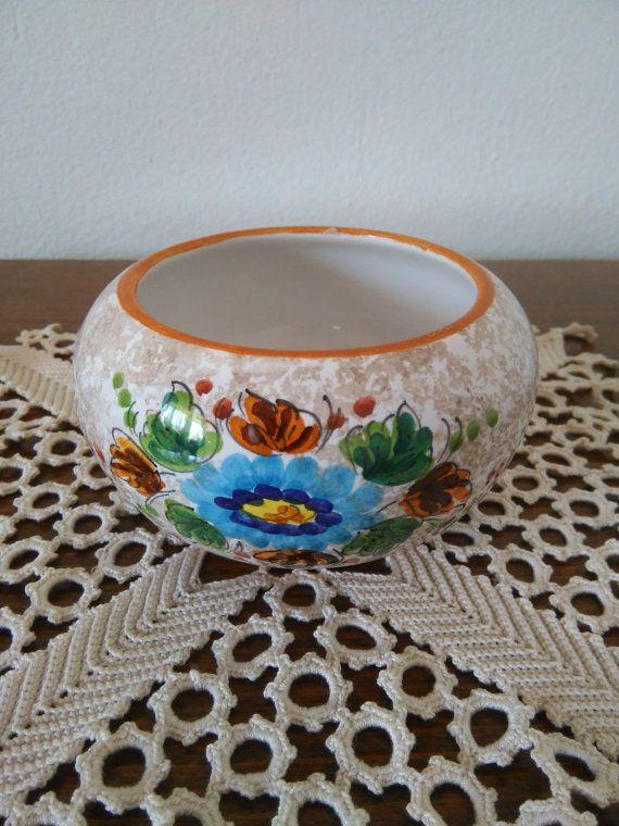 Italian Ceramic Small Bowl by Gondara on Etsy