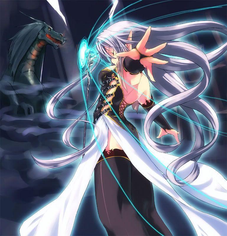 anime warrior magician Anime warrior, Fantasy warrior