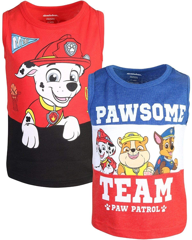 Paw Patrol Boys Tank Top