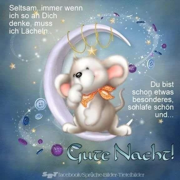 Sprüche schlaf schön | Fairy wallpaper, Good night image