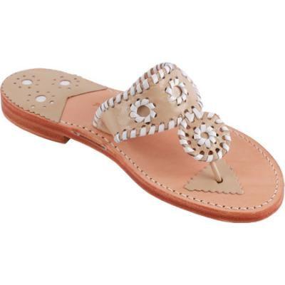 1d089f95276c Women s Palm Beach Sandals Palm Beach Classic - Chanel White - simple yet  elegant!  sandals  shoes  fashion  classic