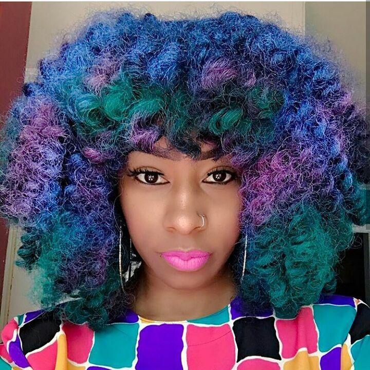 Pin on Urban Hairstyles Natural Hair Braids Twists