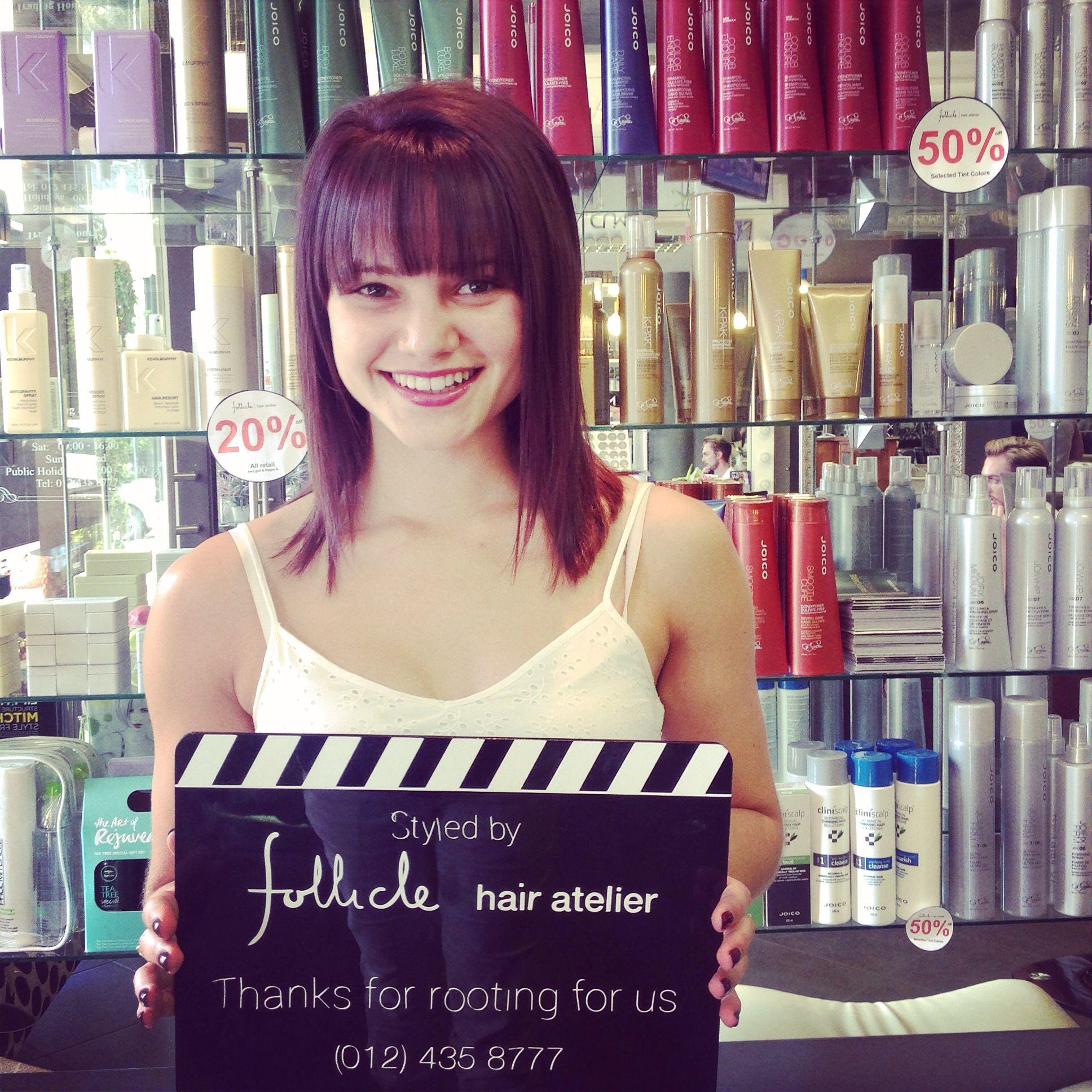 Hair by www.folliclehair.co.za
