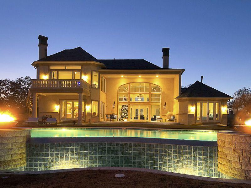 1901 park st azle eagle mtn lake estate home with