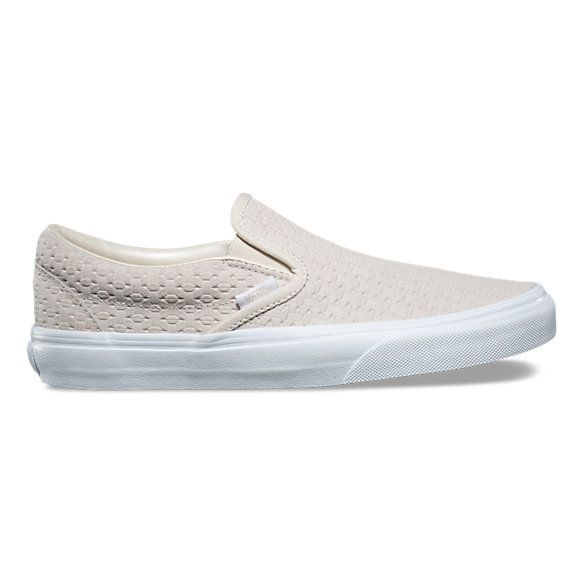 Suede Embossed Weave Slip-On mens 8 - women s 9.5 4666fa0a696