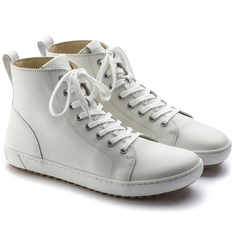 Bartlett Natural Leather White | shop online at BIRKENSTOCK