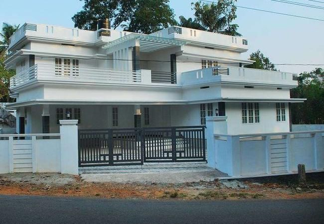 Posh New House Varapetty - Muvattupuzha - Kerala Classify