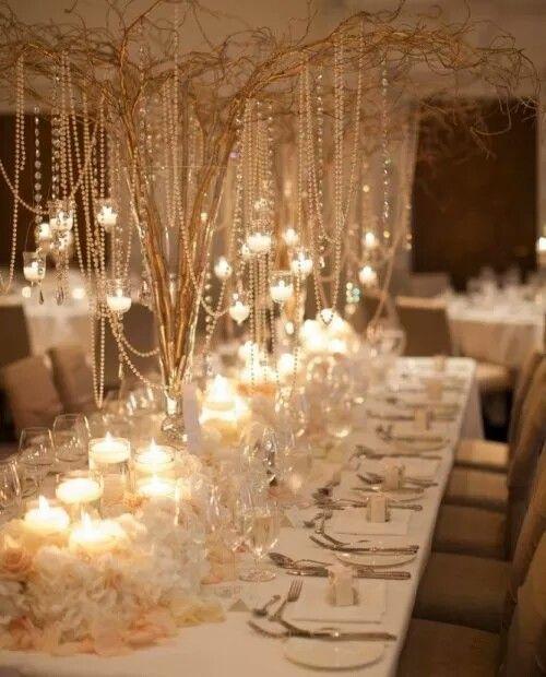 Sweetheart Table Deco 1920s Inspired Wedding Pinterest