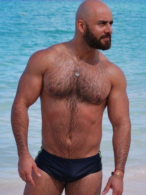 Hairy gay alaskan