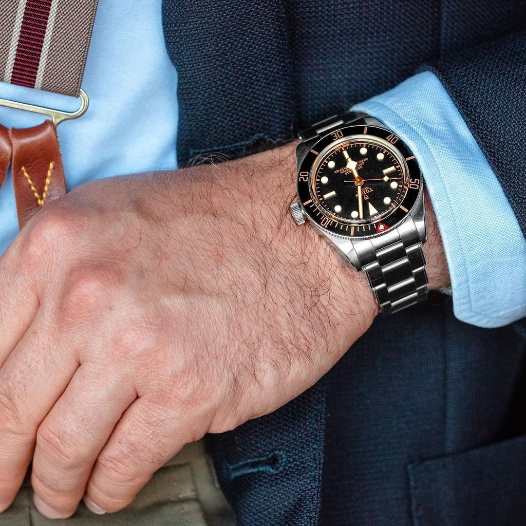 Blackbay 58 Understated And Elegant Bb58 Tudorwatch Borntodare