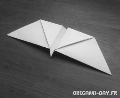 Photo of Origami Schmetterling fliegen