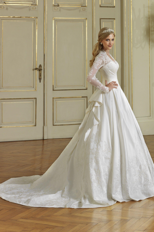 Gemütlich Oleg Cassini Champagner Brautkleid Bilder - Hochzeit Kleid ...