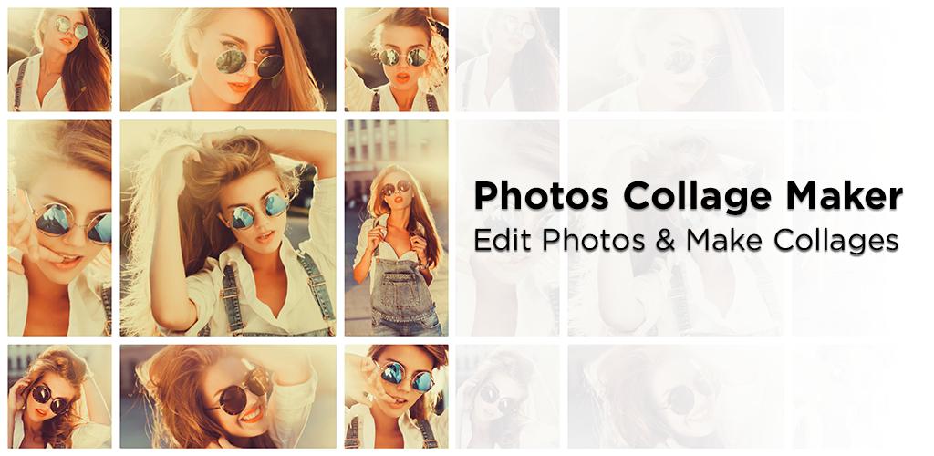 Photos Collage Maker Edit Photos & Make Collages
