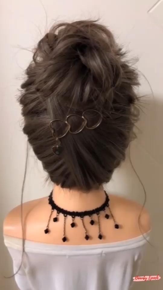 Hairstyle Tutorials Video 026