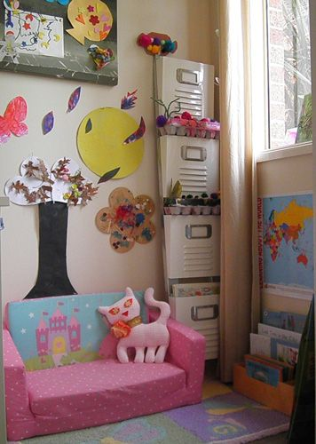 Our Play Space Lily S Special Spaces Baby Play Areas