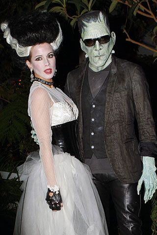 SÍ Y NO Celebrity couples en Halloween ¿Te disfrazarías así con - celebrity couples halloween costume ideas