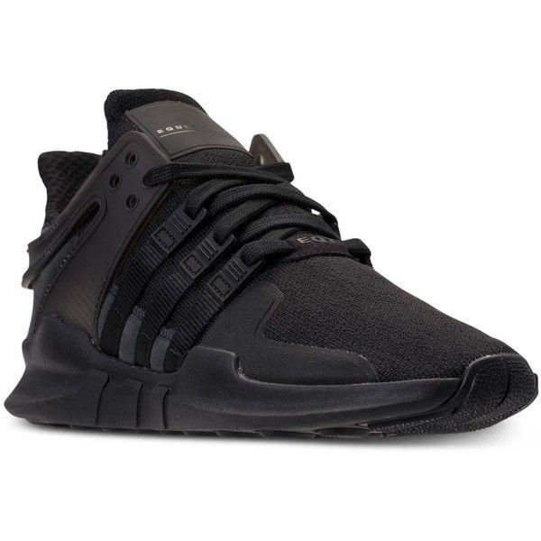 adidas uomini eqt occasionale sostegno avanzata scarpe da traguardo (110