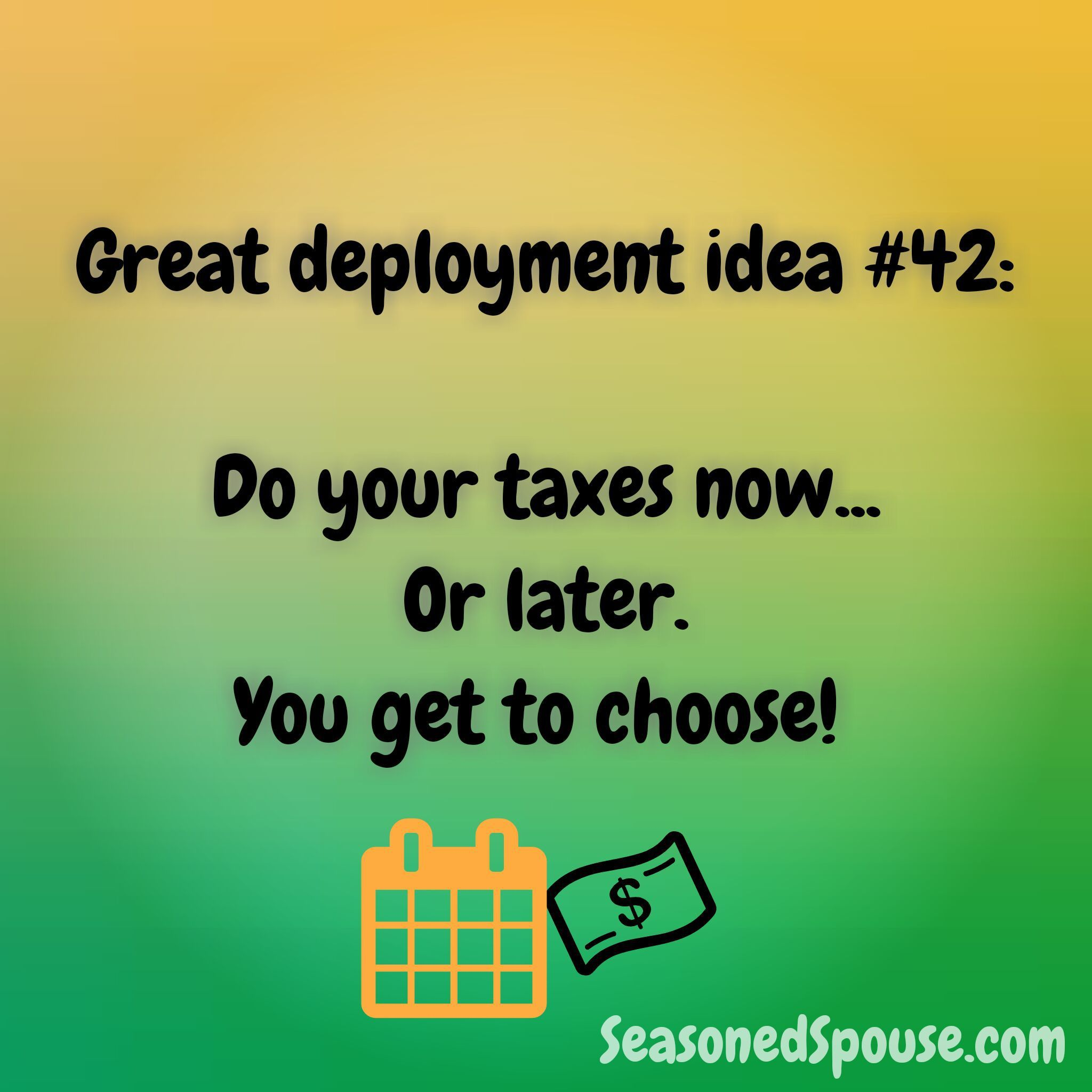 Filing Taxes During Military Deployments, Military Tax Faq