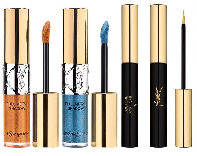 YSL is a new make-up collection