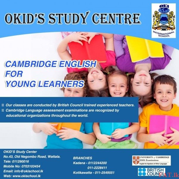 cambridge english for young learners