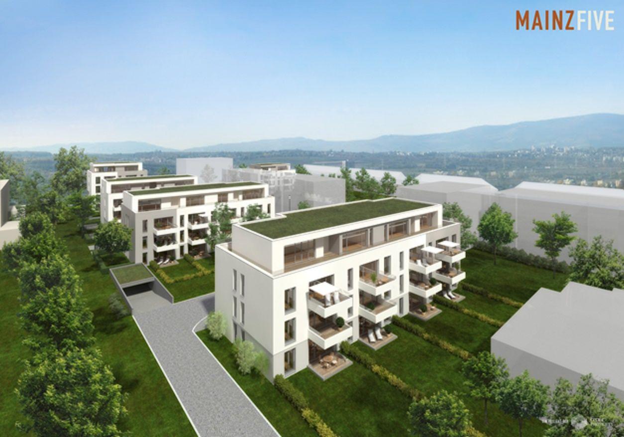 City 1 Property Hat Das Projekt Mainzfive Fertiggestellt Bauvorhaben Projekte Und Immobilien