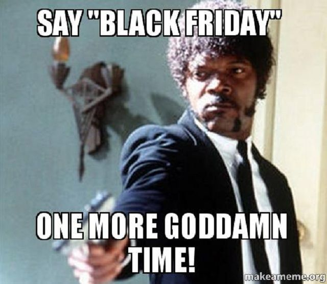 20 Funny Black Friday Memes That Will Make You LOL #blackfridayfunny