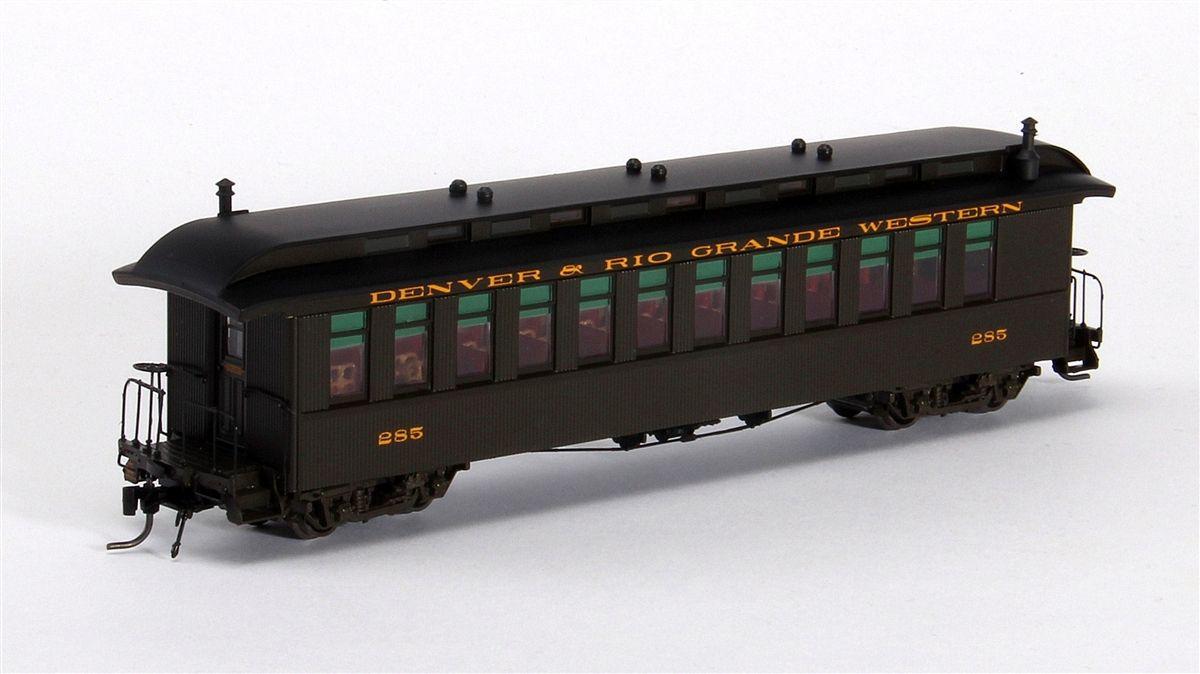 Blackstone Models Hon3 B350108 Open Platform Passenger