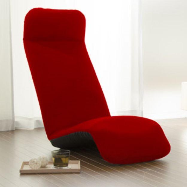 Japanese Floor Chair Folding Recliner