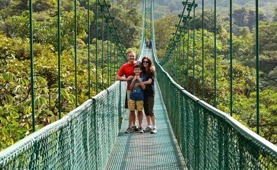 Choosing Between Arenal Zip Line Canopy Tours in Costa Rica with Kids & Choosing Between Arenal Zip Line Canopy Tours in Costa Rica with ...