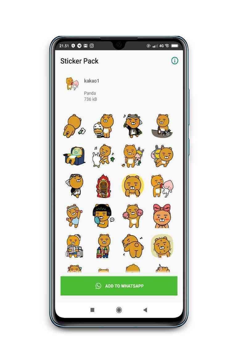 Pin Oleh Istimiwircom Official Di Popular Cute Sticker Di
