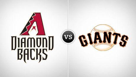 Arizona Diamondbacks vs. San Francisco Giants! @Melissa Vale - Diamondacks are better! :p
