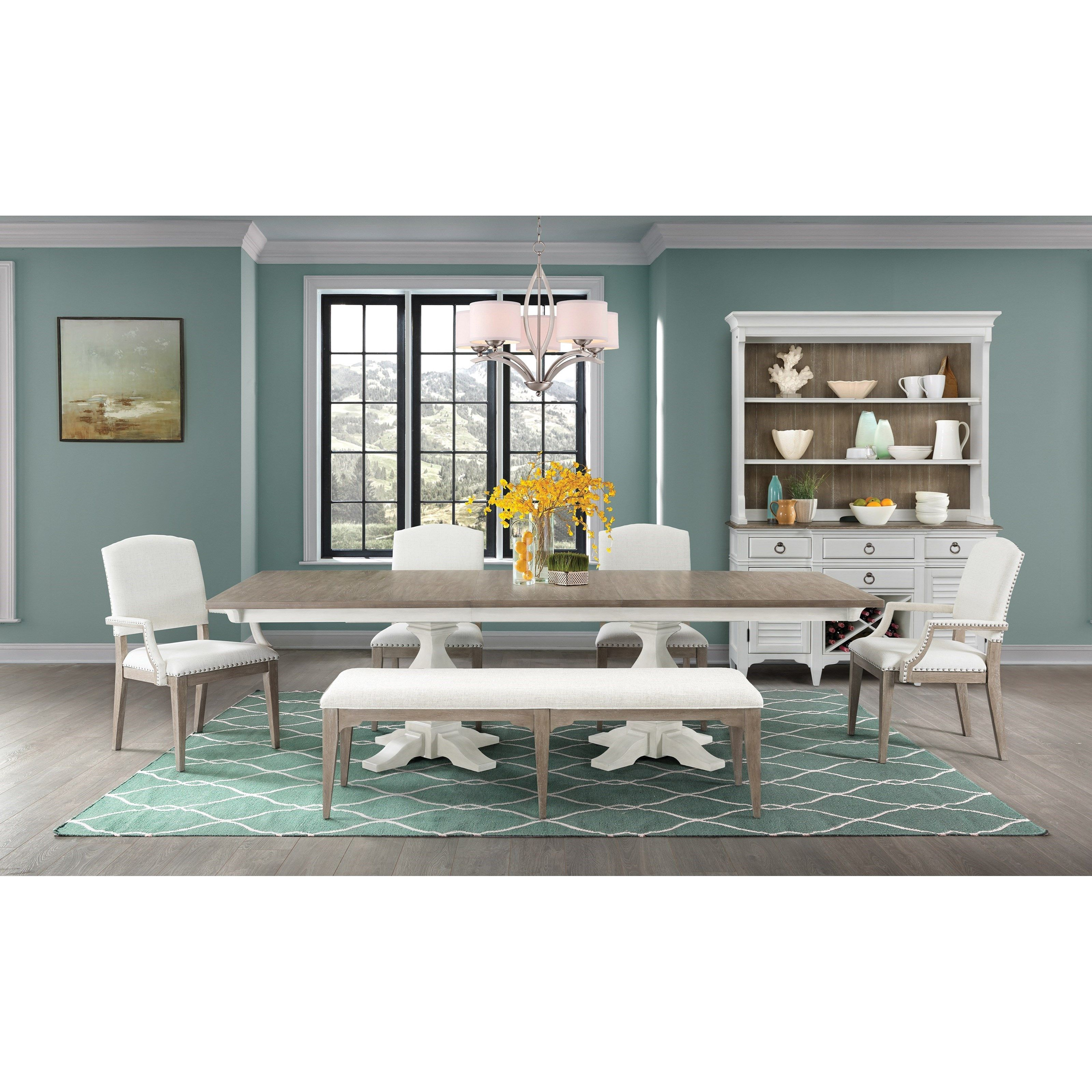 Myra Formal Dining Room Group By Riverside Furniture At