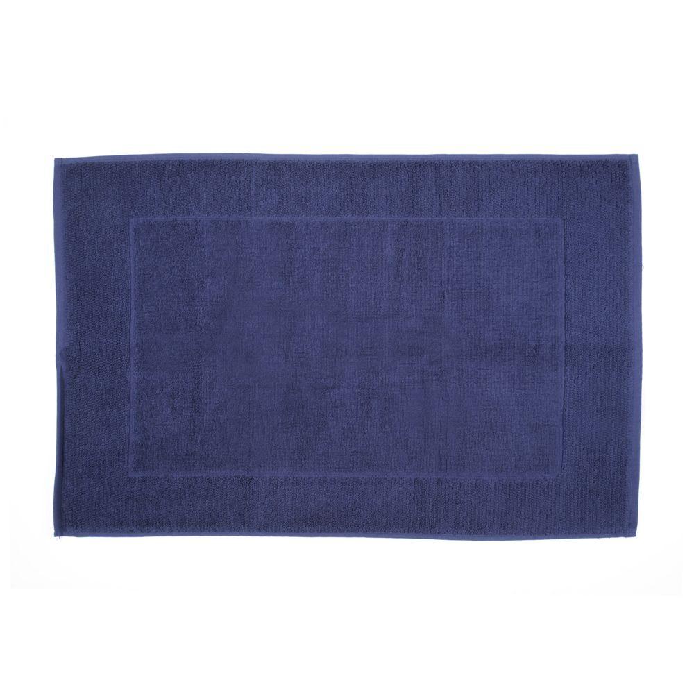 Alfombra Azul Marino Algodón Modal 50x80cm en 2020
