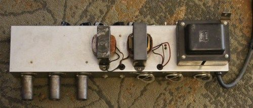1955 Fender Pro 5E5 Tweed > Amps & Preamps | AJ's Music & Vintage Guitars #vintageguitars