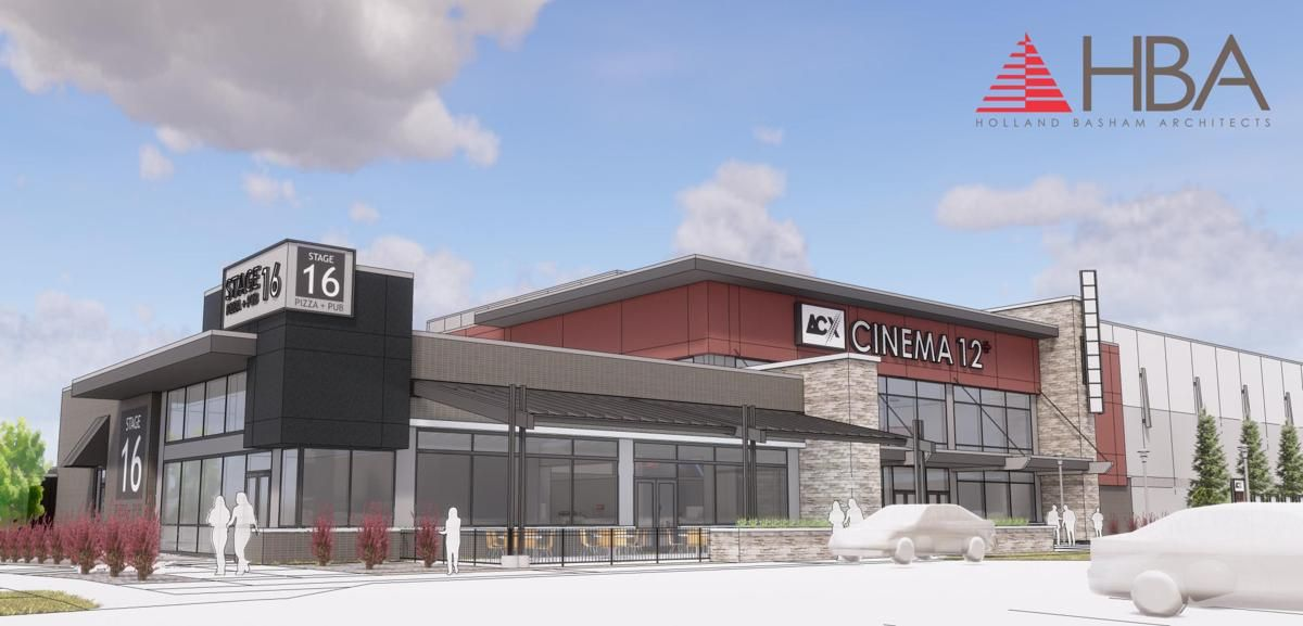 A new 12screen movie theater is coming to west omaha