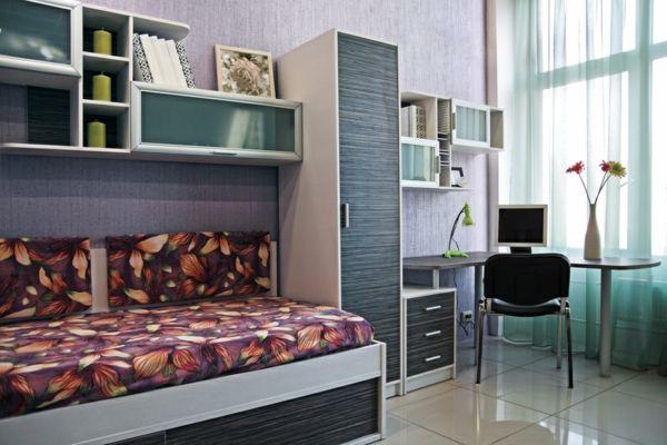 60 id es pour un am nagement petit espace design for Amenagement interieur petit espace
