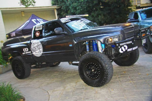 Carlos Calderon Dodge Ram Cummins Prerunner Trucks
