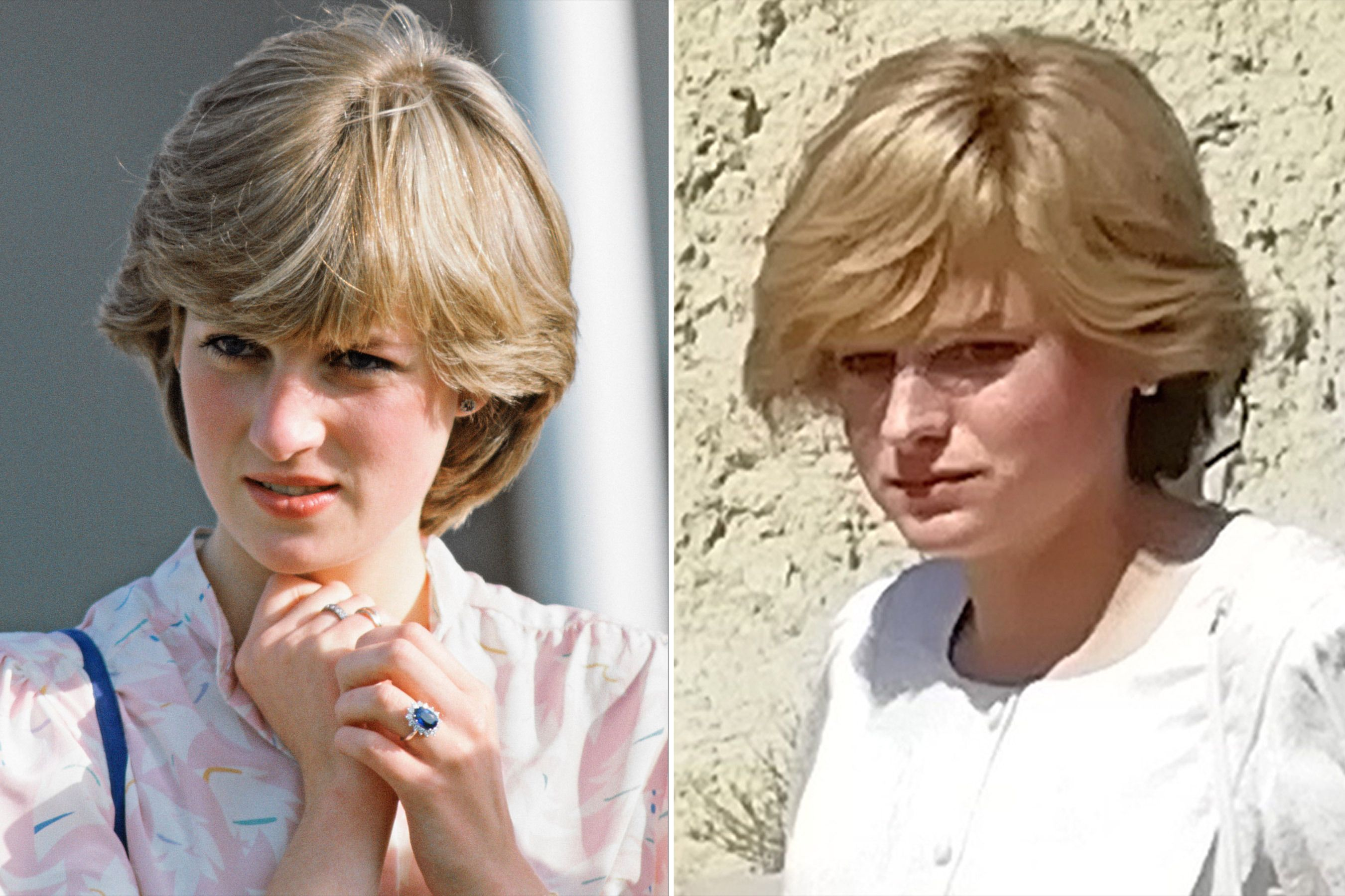emma corrin as princess diana in 2020 Princess diana