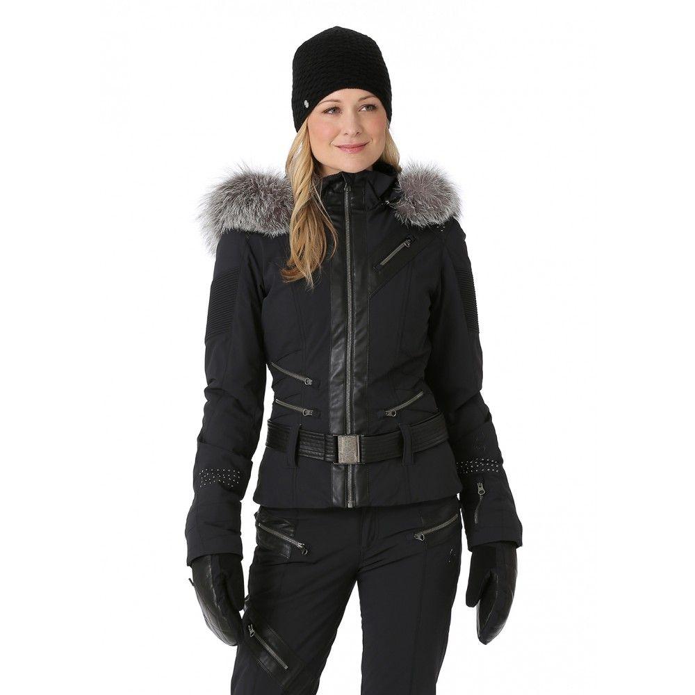 Spyder Womens Amour Jacket - WinterWomen.com  e004e724a30