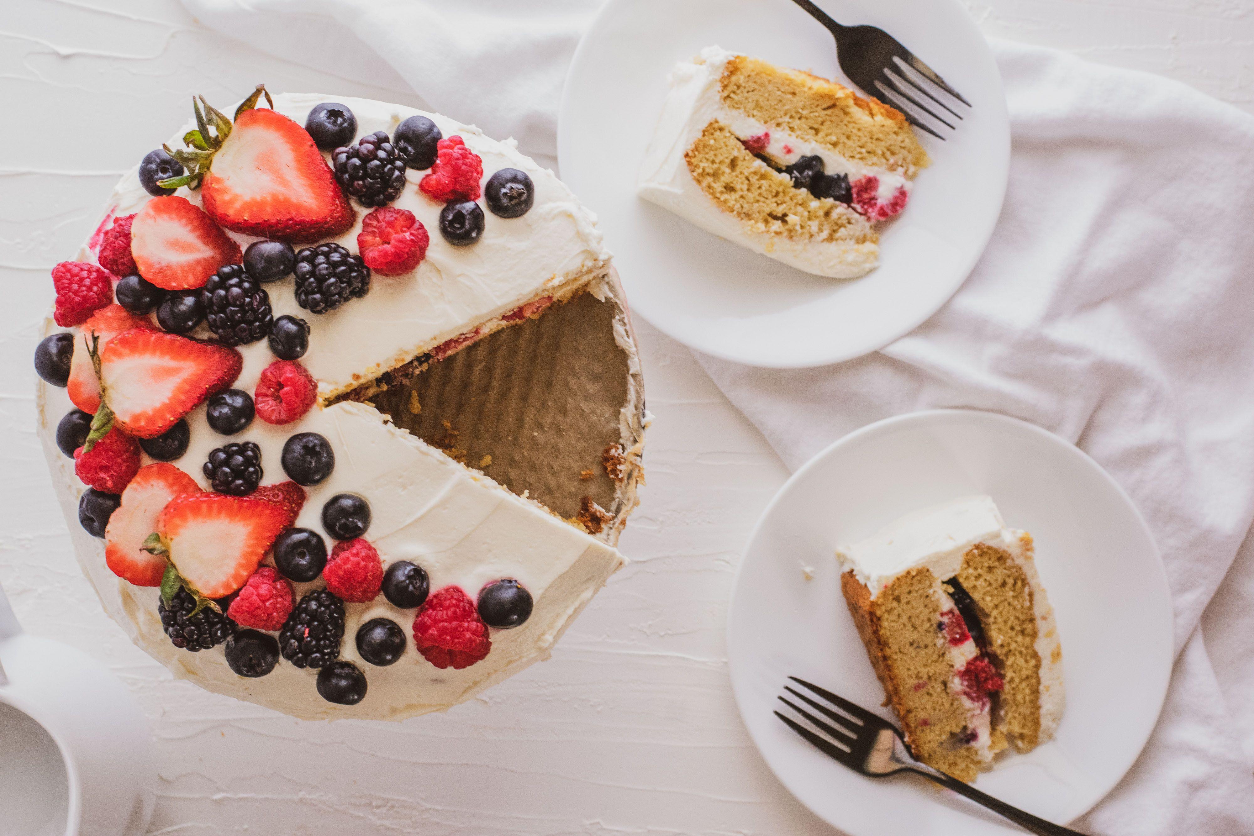 keto hawaiian chantilly cake