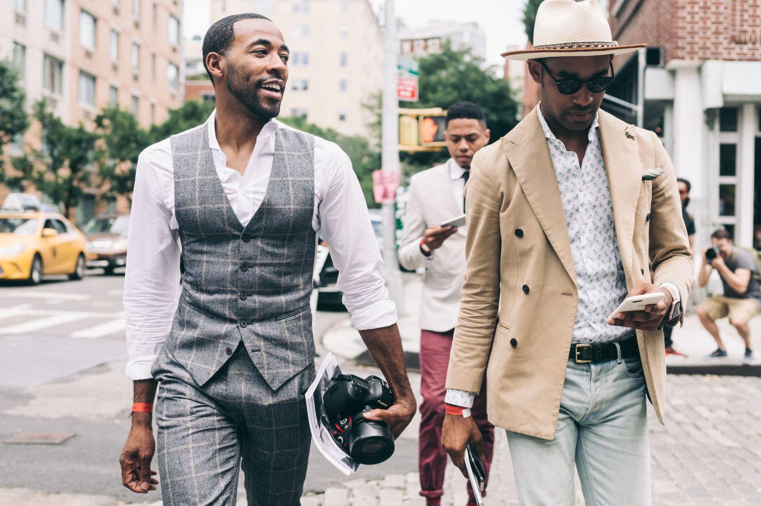 57465d58c98 New York Fashion Week  Men s Spring 2017 Street Style Takes Over Manhattan  - -Wmag