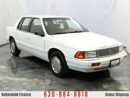 1992 Plymouth Acclaim Low Miles Ebay Chrysler Cars Plymouth Chrysler