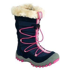 Girls winter boots, Waterproof winter