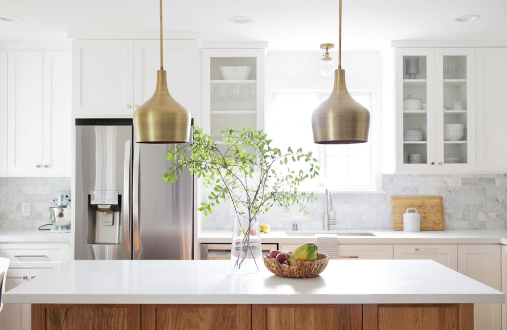 Before and After: A Water Damaged L.A. Kitchen Gets An ...