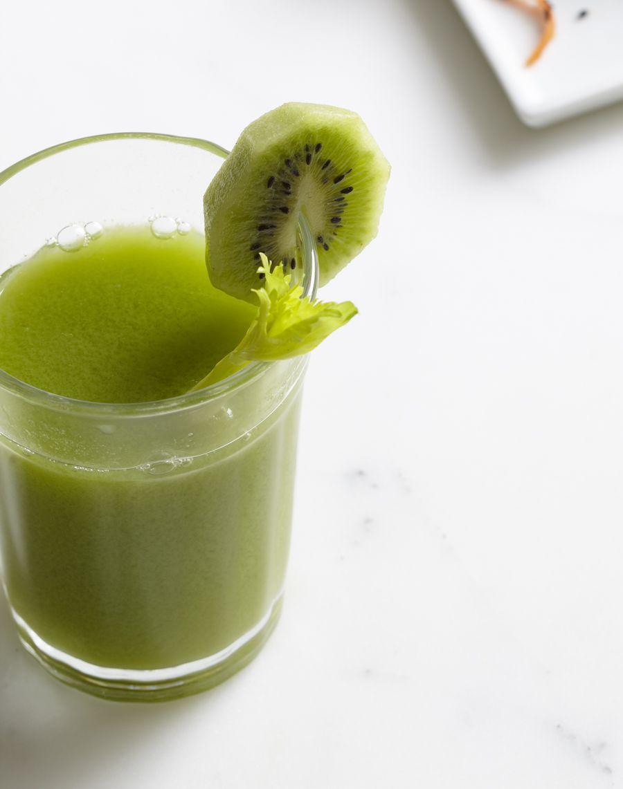 kiwi juice recept