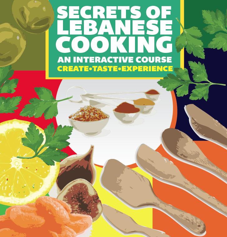 Conceptual artwork for a lebanese cooking book designcrowd logo conceptual artwork for a lebanese cooking book designcrowd logo forumfinder Gallery