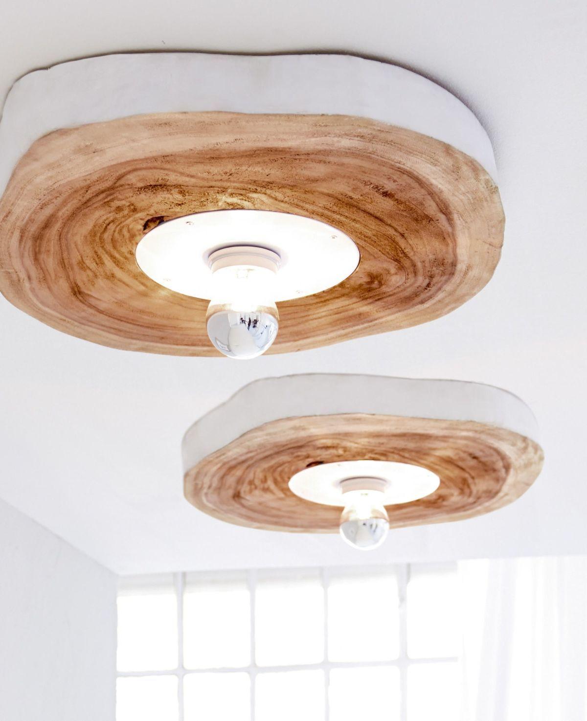 Deckenleuchten mit kaltweißem LED Licht Repinnt bige.de ...