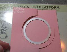 Photo Tutorial: Easy Porthole Flip Card